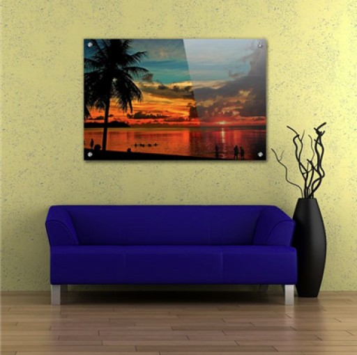 Wall Art from Sunrise Hitek Comes in Various Options Including Canvas, Acrylic and Metal