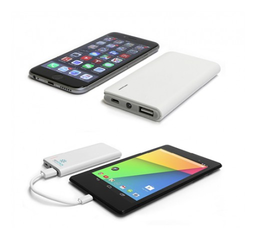 Sunrise Hitek Debuts New Super Universal Power Bank USB Battery Pack