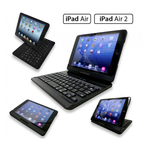 Sunrise Hitek's Flip Turn Case Elevates the iPad From Fun Accessory to Valuable Business Tool