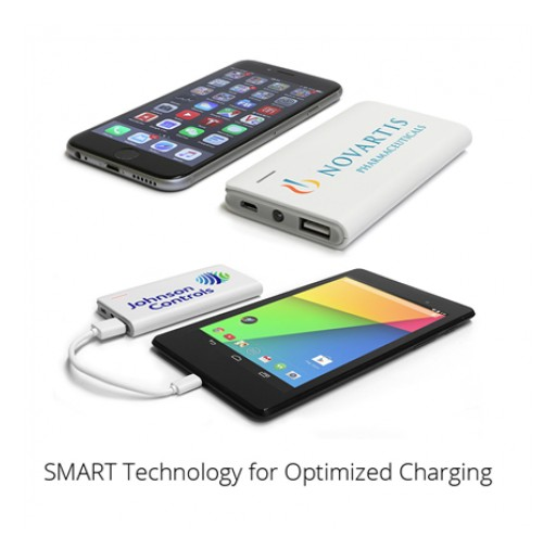 Custom Power Banks Are the Ultimate Promotional Product for Businesses